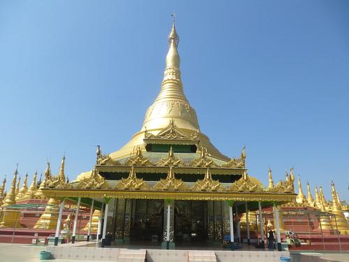 Birmanie-Twante-Paya Shwesandaw (6)