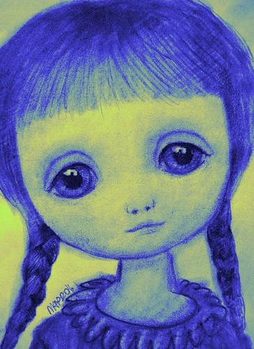 art doll I like