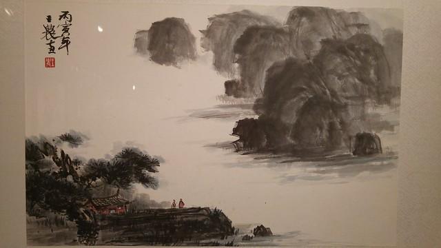 Wang Nong 王農 at National Museum of History 國立歷史博物館