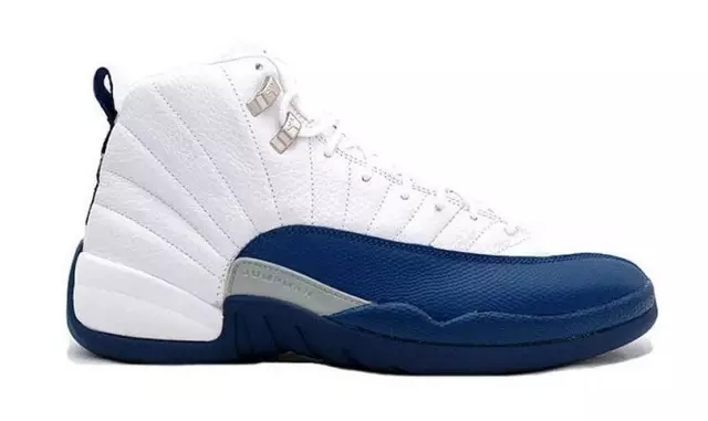 "Air Jordan 12 ""French Blue"" Retro"