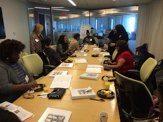 Public Voices Fellowship with Ms. Foundation Y1 Q1