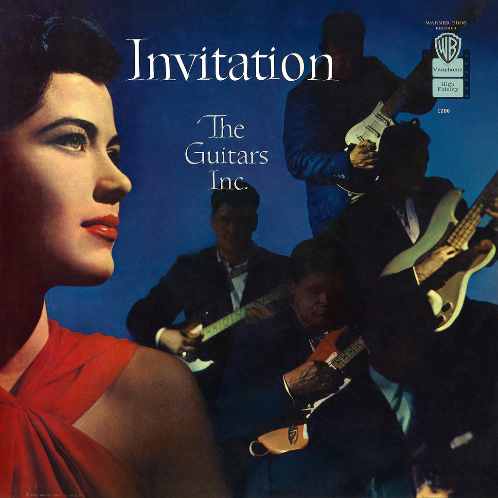 The Guitars Inc - Invitation