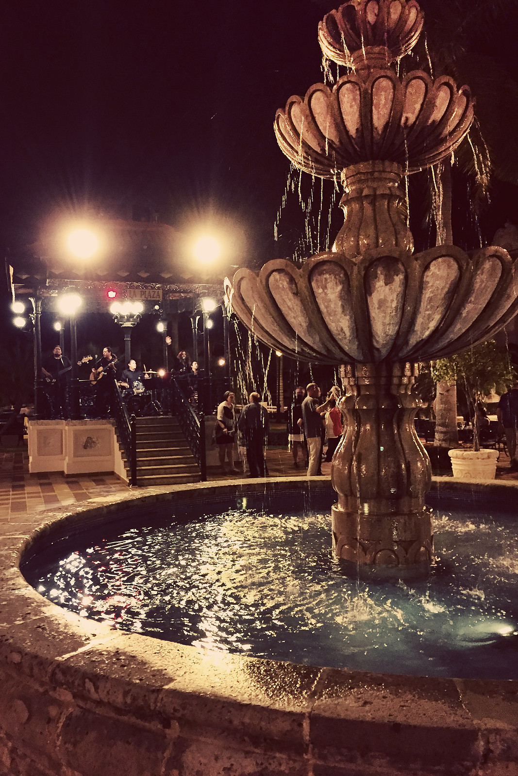 Riu Palace Riviera Maya - Fountain