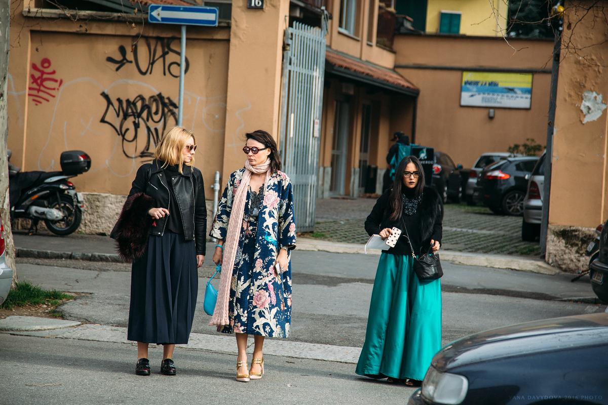 25122915452 26e9caa9f6 o - Стритстайл от Яны Давыдовой: Неделя моды в Милане, показ Gucci