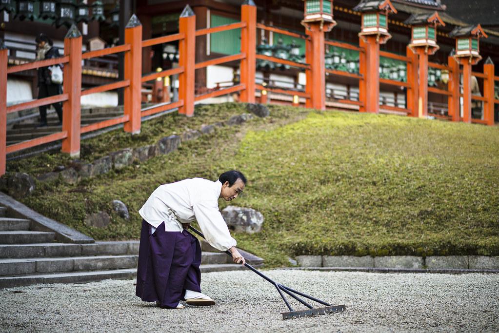 Templos en Nara