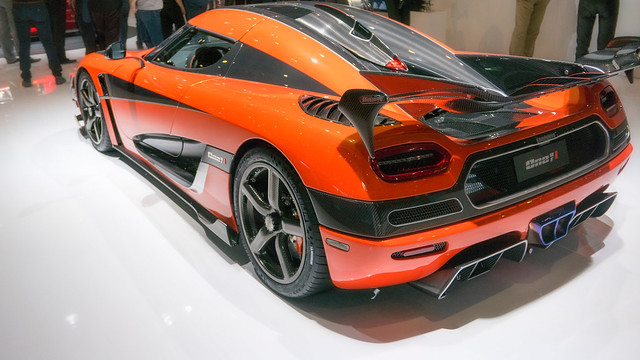 "Koenigsegg Agera ""One of 1"" (#121)"