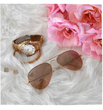 Ray-Ban 3025 Aviator Gold