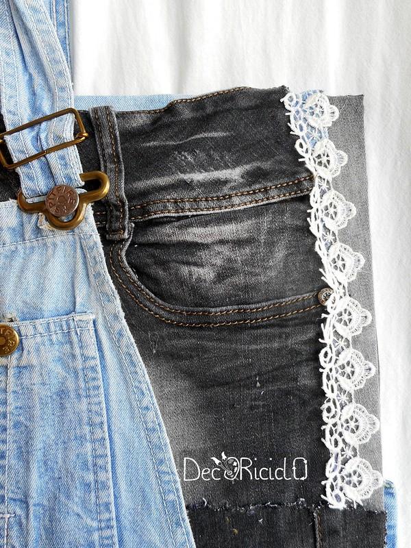 cartella porta-disegni cartone e jeans 6