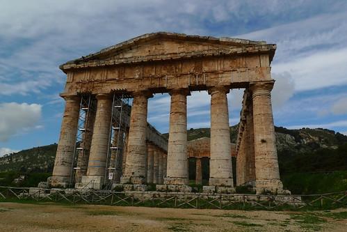 Tempio di Segesta - Trapani, Sicily, Italy