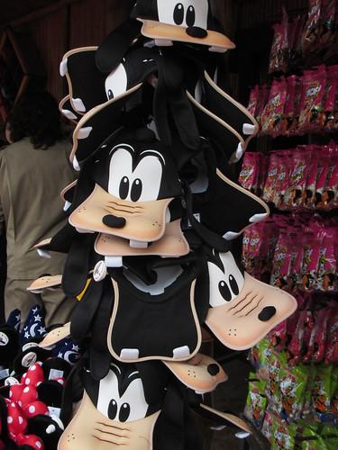Goofy hats