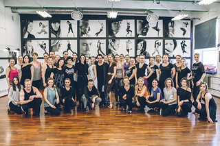 Jukka Haapalainen Latin Dance Masterclass @ DanceAct, April 13th 2016