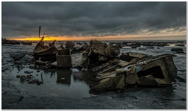 Hugh Stanton - Shipwreck