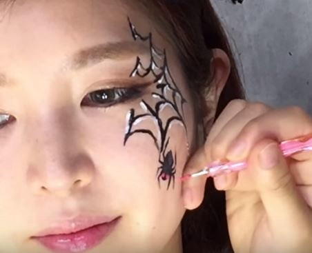 halloween-makeup-spider07