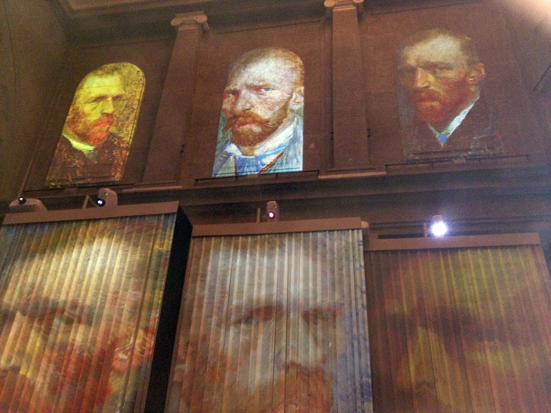 Van Gogh Portraits, Van Gogh Festival of Music and Light