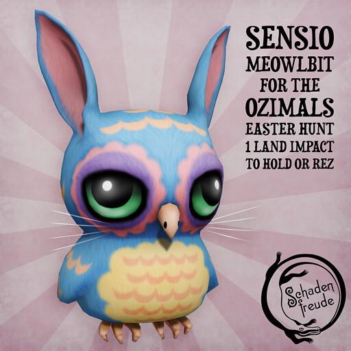 sensio meowlbit