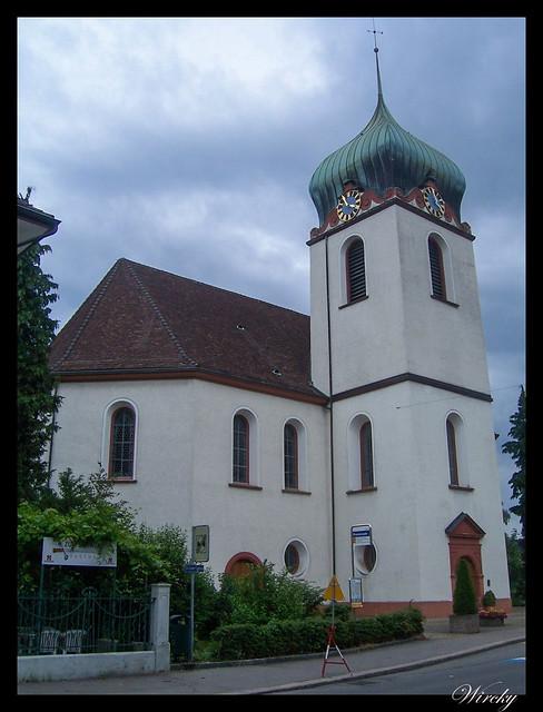 Qué ver qué hacer suiza Bad Zurzach - Iglesia Reformada