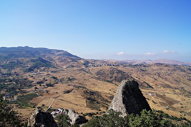 Godrano Sicilia : Panorama