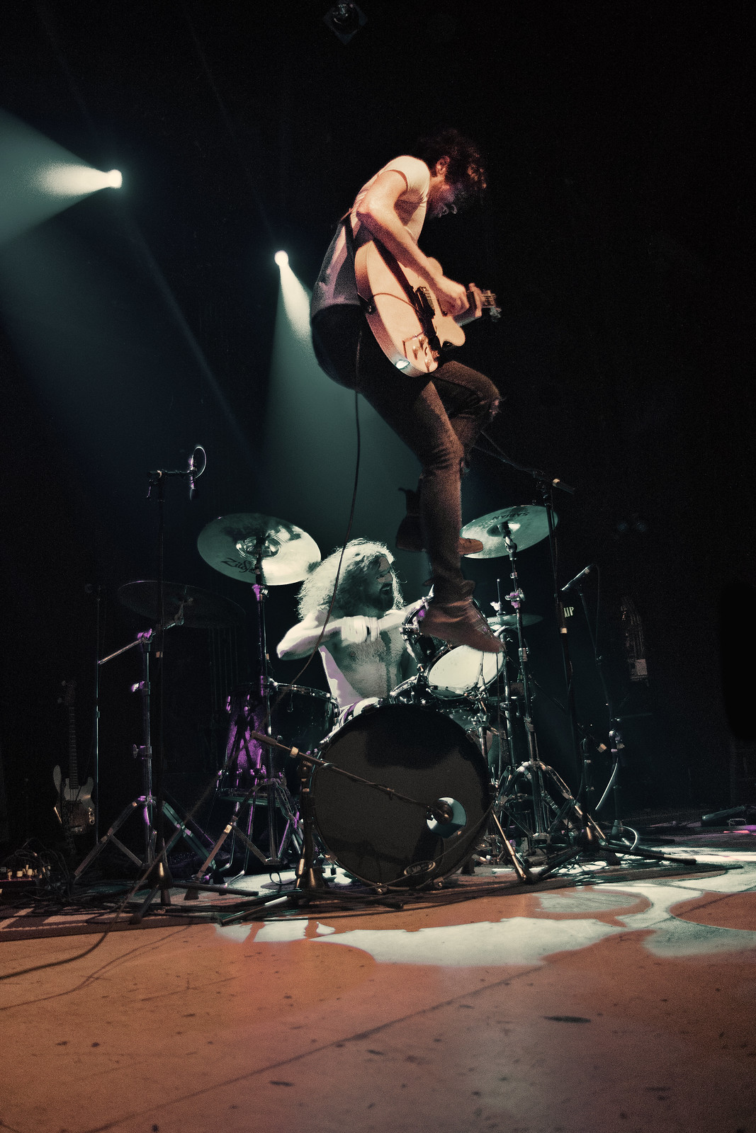 Black Pistol Fire - Denver concert photos