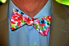 Greg Wallace sports a great bow tie!