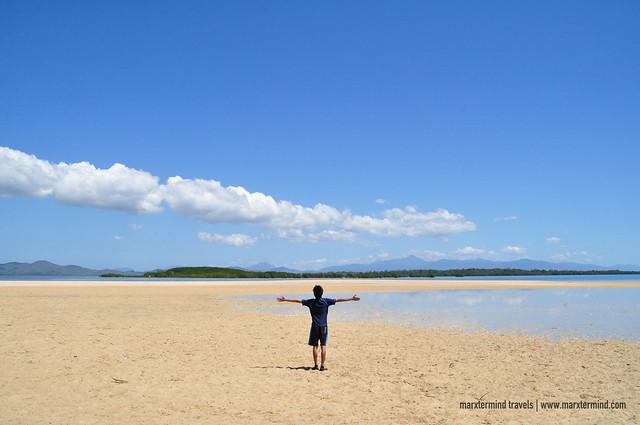 marxtermind at Luli Island Honda Bay