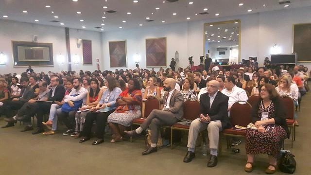 Seminário Internacional sobre Inclusão de Adolescentes e Jovens no Ensino Médio
