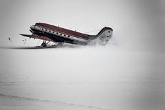Polar-5 Baslar Aircraft at Halley