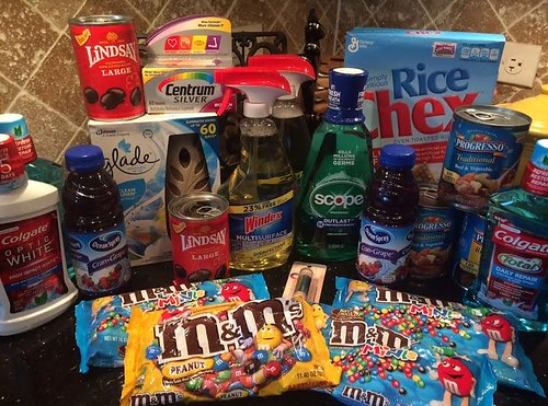 Drugstore Shopping 4/24/2016