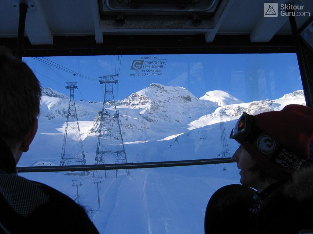 Britannia Hütte Walliser Alpen / Alpes valaisannes Switzerland photo 07
