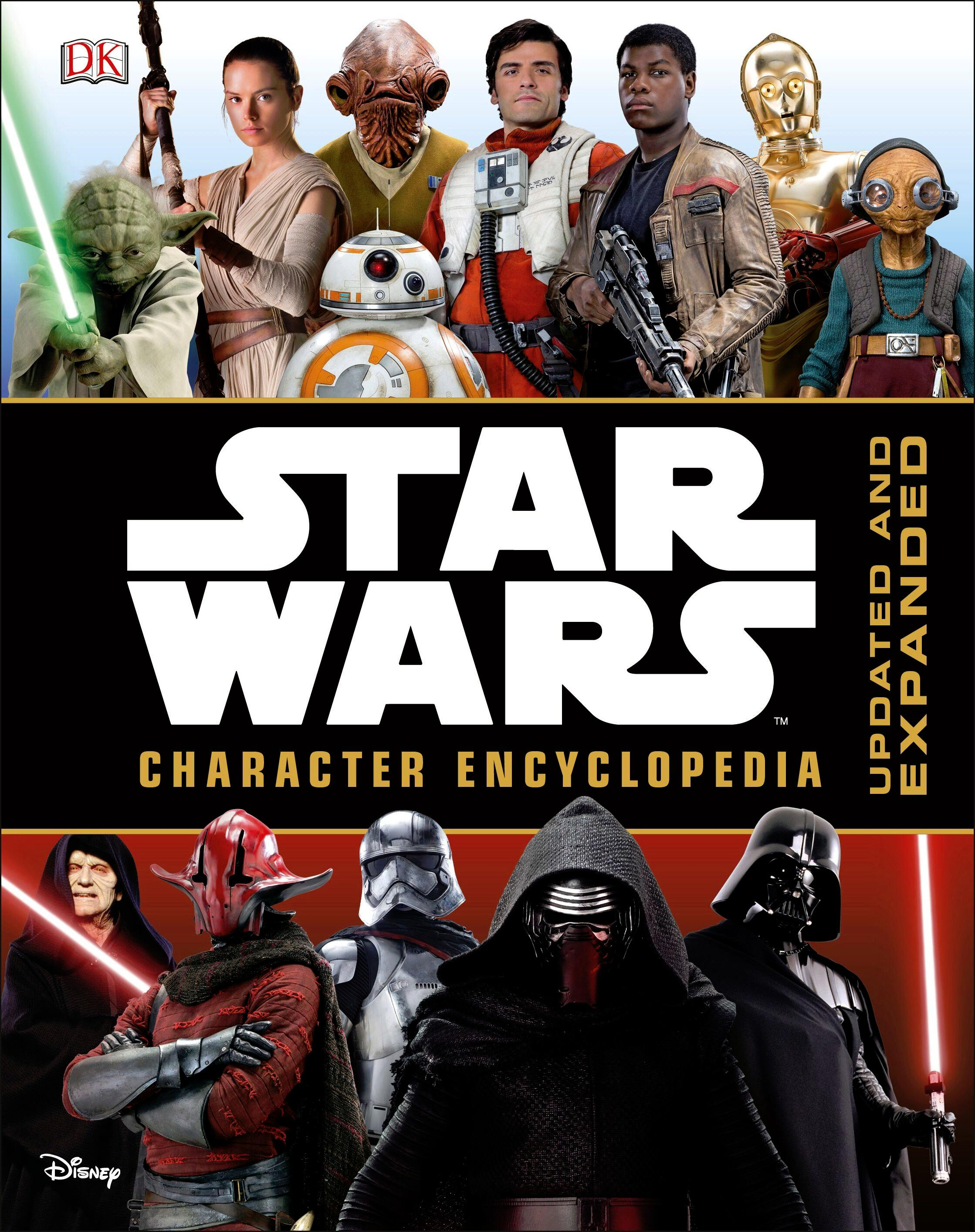 'Star Wars: Character Encyclopedia' by Pablo Hidalgo (reviewed by Skuldren)