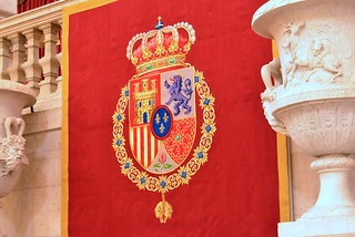 Afbeelding van Royal Palace in de buurt van City Center. madrid spain harveybarrison hbarrison