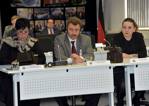 Tailored Seminar for Turkish Parliamentarians
