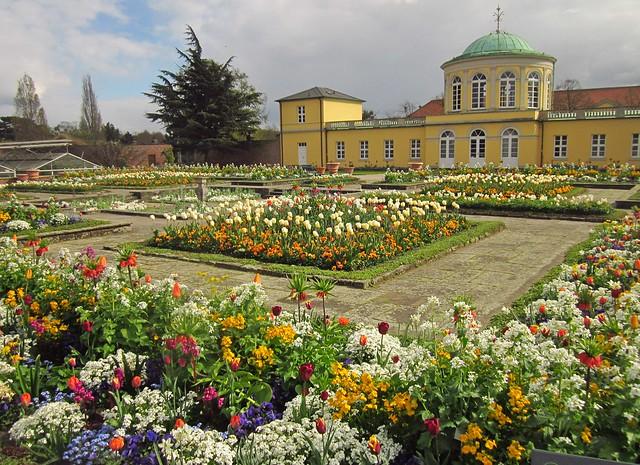 Hannover - Herrenhäuser Gärten
