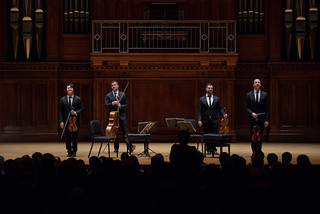 Artist Recital Series: Miró Quartet
