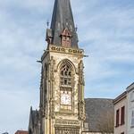 Eglise Saint-Leu à Amiens
