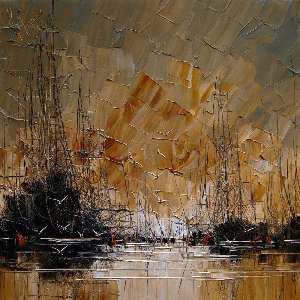 Justyna Kopania Paintings
