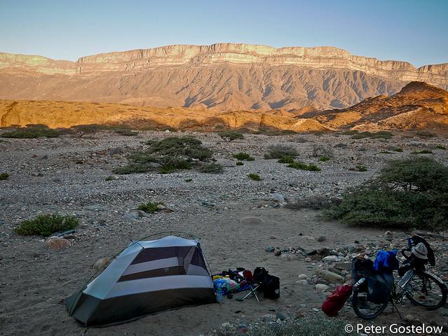 Wadi Sunrise