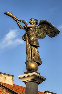 The Angel of Užupis