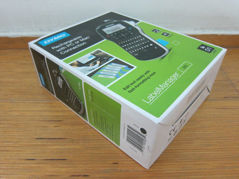 DYMO LabelManager 280 - Box