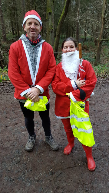 Boxing Day 2015 Wyre Forest parkrun