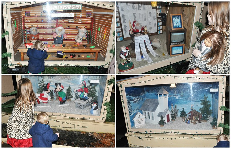 Christmas Light Boxes 3