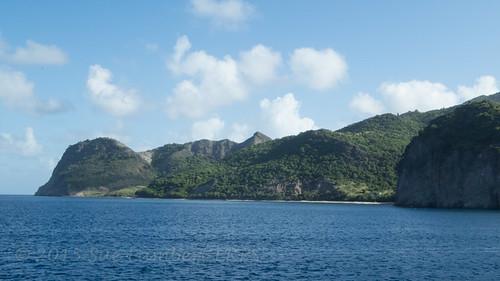 montserrat ms littlebay leewardislands britishoverseasterritory saintpeterparish davyhill caribbeancruise2015