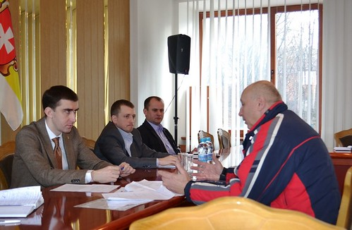 Володимир Ковальчук провів прийом громадян