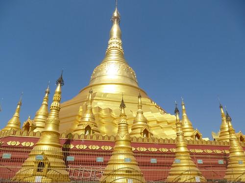 Birmanie-Twante-Paya Shwesandaw (4)