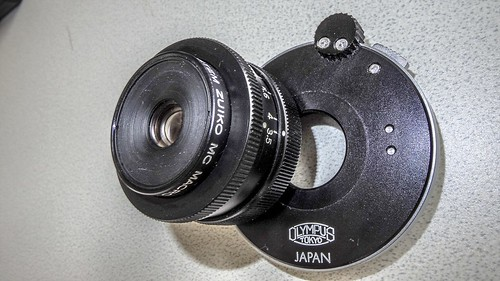 OM-SYSTEM ZUKO Macro 38mm f3.5