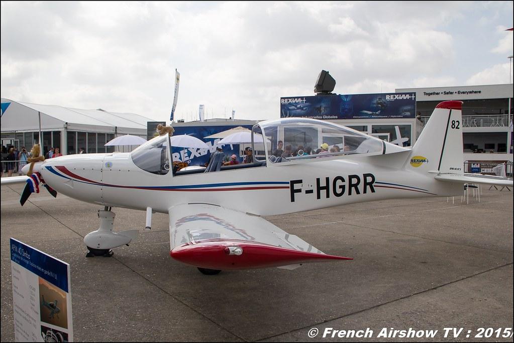 Expositions Salon du Bourget Sigma France Paris Airshow 2015