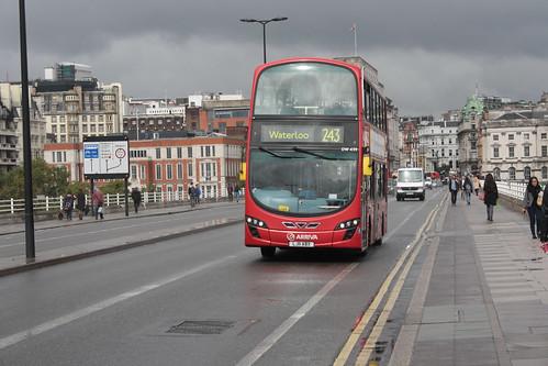 Arriva London North DW439 LJ11ABX
