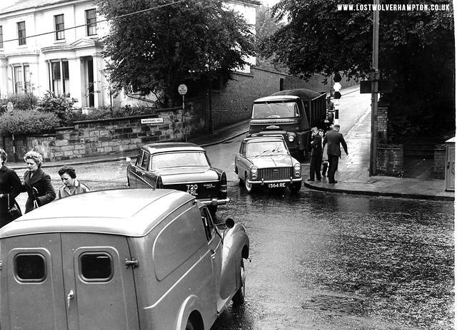 The Waterloo Road / Wadhams Hill Junction 1960.