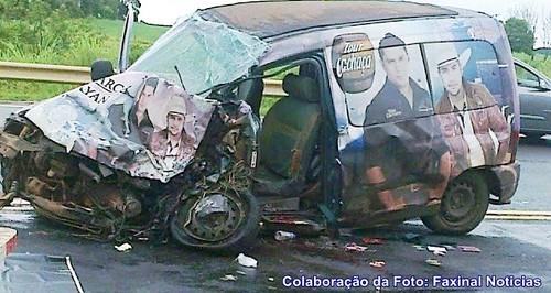 acidente dupla sertaneja