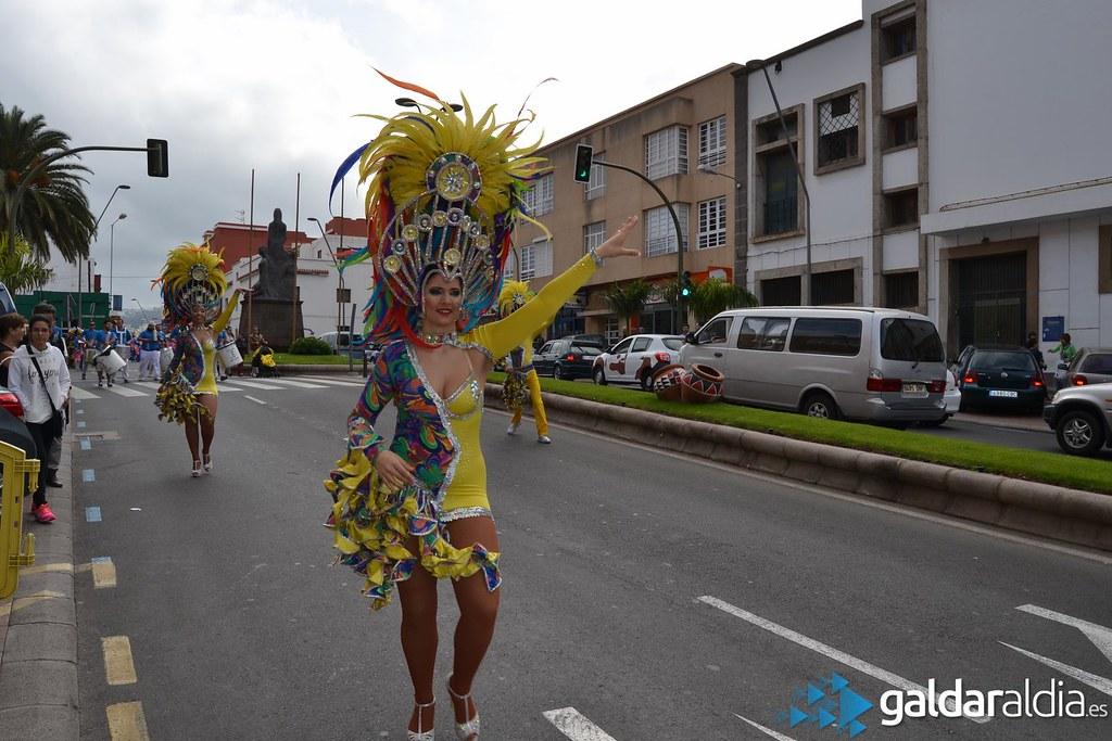 Carnaval en familia 2016