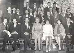 Can you help us identify the people in this picture?